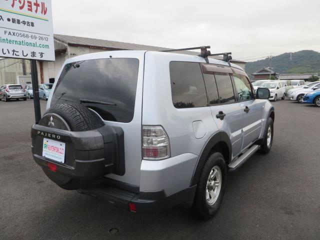 「三菱」「パジェロ」「SUV・クロカン」「愛知県」の中古車4