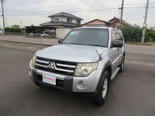 「三菱」「パジェロ」「SUV・クロカン」「愛知県」の中古車7