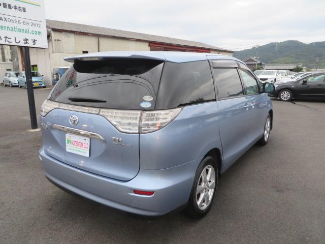 「トヨタ」「エスティマ」「ミニバン・ワンボックス」「愛知県」の中古車4