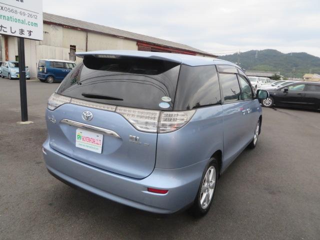 「トヨタ」「エスティマ」「ミニバン・ワンボックス」「愛知県」の中古車10