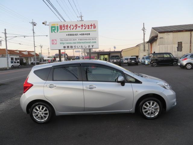 「日産」「ノート」「コンパクトカー」「愛知県」の中古車11
