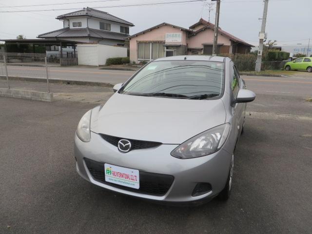 「マツダ」「デミオ」「コンパクトカー」「愛知県」の中古車9
