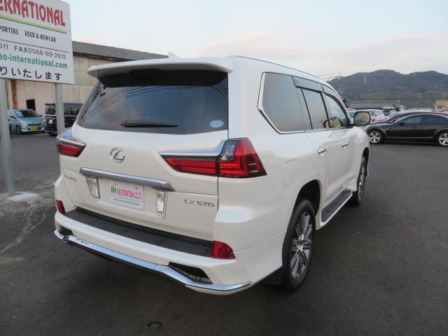 「レクサス」「LX」「SUV・クロカン」「愛知県」の中古車4