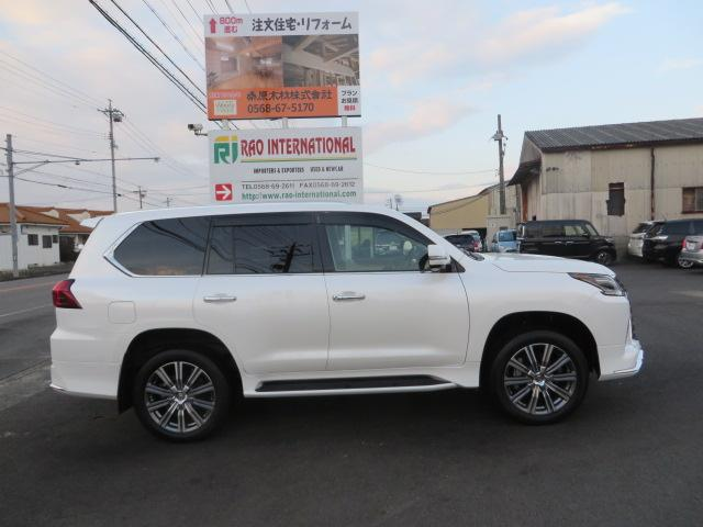 「レクサス」「LX」「SUV・クロカン」「愛知県」の中古車13