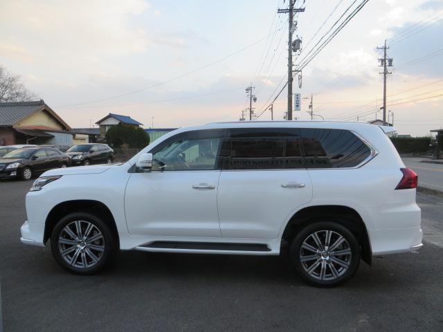 「レクサス」「LX」「SUV・クロカン」「愛知県」の中古車14