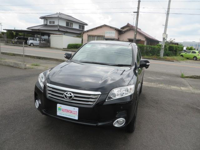 「トヨタ」「ヴァンガード」「SUV・クロカン」「愛知県」の中古車7