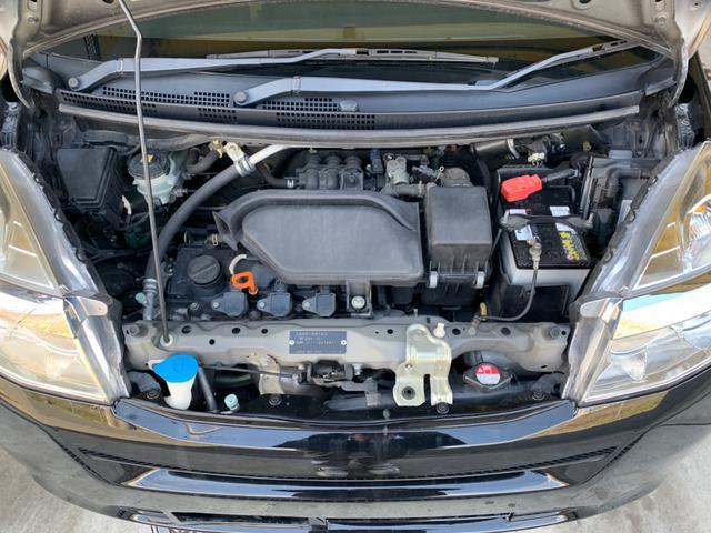 エンジンもメンテナンスされておりますので、静かです。