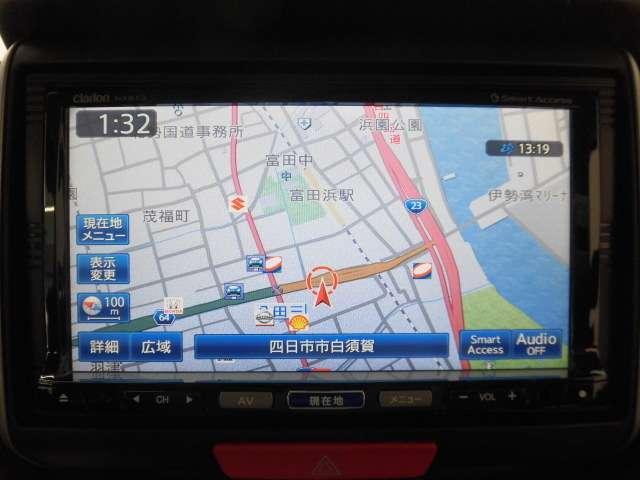 ホンダ N BOX+カスタム G・ターボパッケージ メモリーナビ フルセグ パワースライド