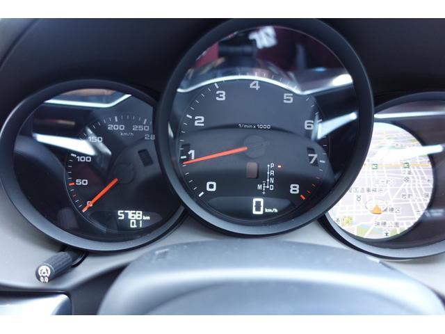 718ボクスター 1オーナー5800キロベースグレード2リッター+ターボPDKボルドーカラースポーツクロノ内装色アゲードグレーレッドカラーシートベルトシートヒーター電動可倒式ミラーデイライトバックカメラETCナビ禁煙車(16枚目)