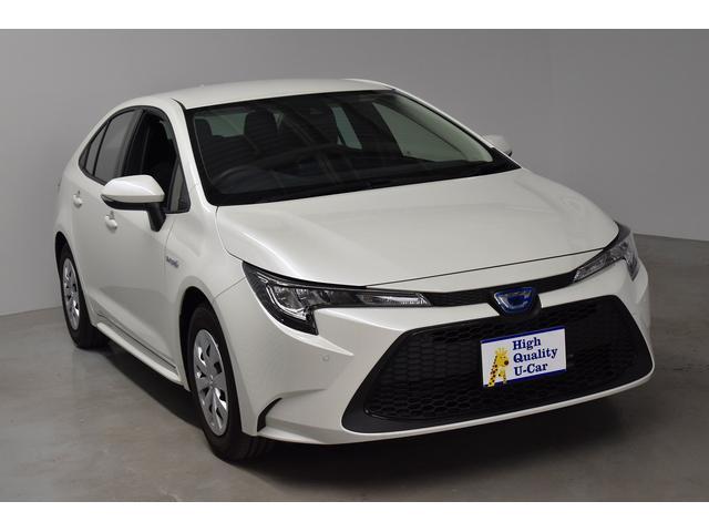ハイブリッド G-X プラス 登録済み未使用車(2020年6月製造モデル) セダン ハイブリッド(4枚目)
