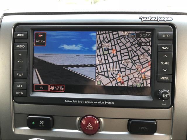 三菱 デリカD:5 G プレミアム 4WD 新品AW新品タイヤ 純正HDD BT