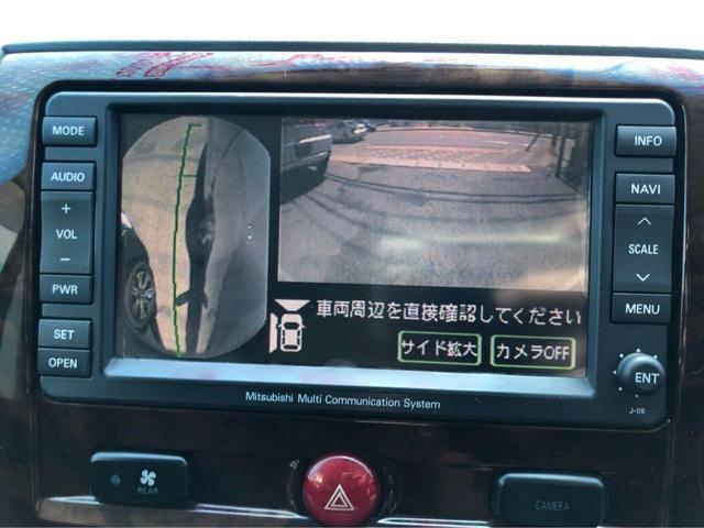 G パワーパッケージ 新品タイヤ/新品ホイル/純正ナビ(5枚目)