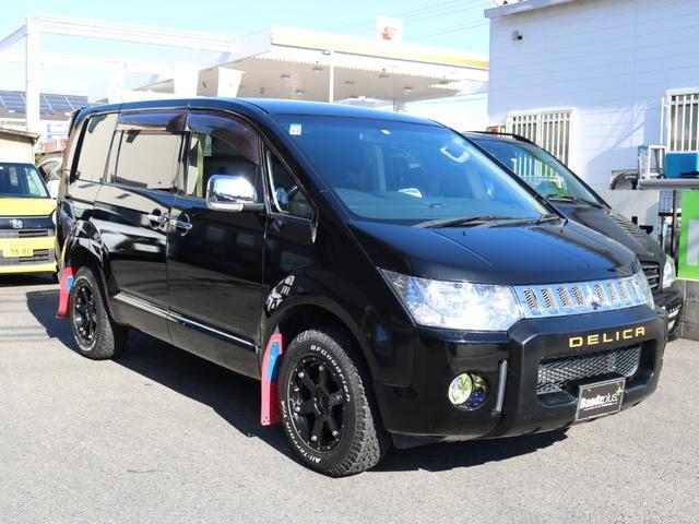 D パワーパッケージ 新品タイヤ/新品ホイル装着/ディーゼル8人乗り/シートヒーター/バックカメラ/ETC/社外ナビ/Bluethooth/フルセグ/両側電動/パドルシフト/クルコン/社外ホイール(5枚目)