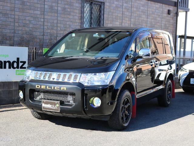 D パワーパッケージ 新品タイヤ/新品ホイル装着/ディーゼル8人乗り/シートヒーター/バックカメラ/ETC/社外ナビ/Bluethooth/フルセグ/両側電動/パドルシフト/クルコン/社外ホイール(6枚目)