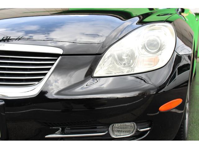 レクサス SC SC430 レッドキャリパー メンテナンス費用80万円以上
