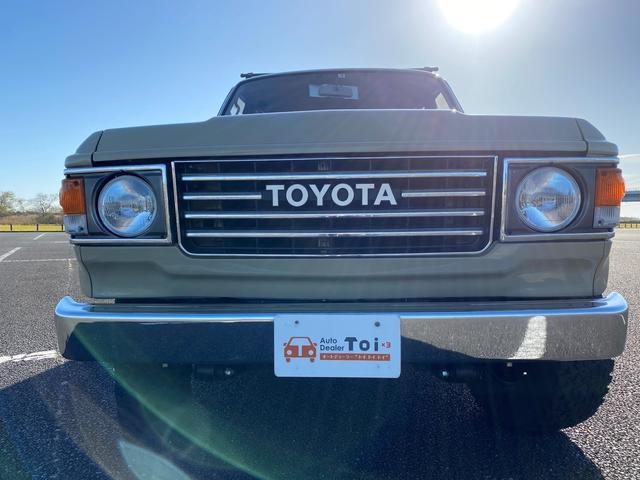 「トヨタ」「ランドクルーザー60」「SUV・クロカン」「三重県」の中古車7
