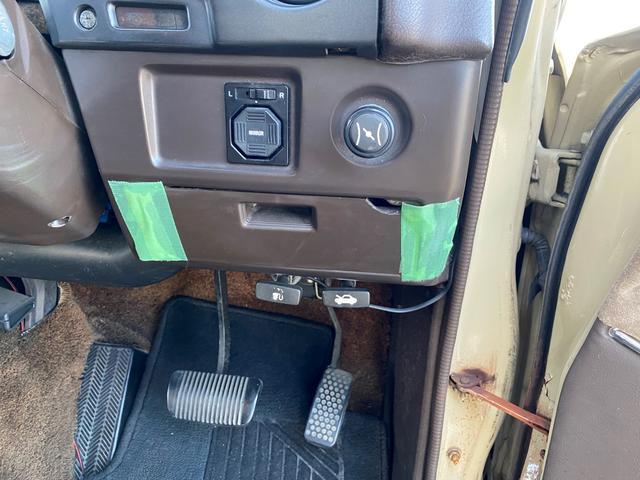 「トヨタ」「ランドクルーザー60」「SUV・クロカン」「三重県」の中古車64