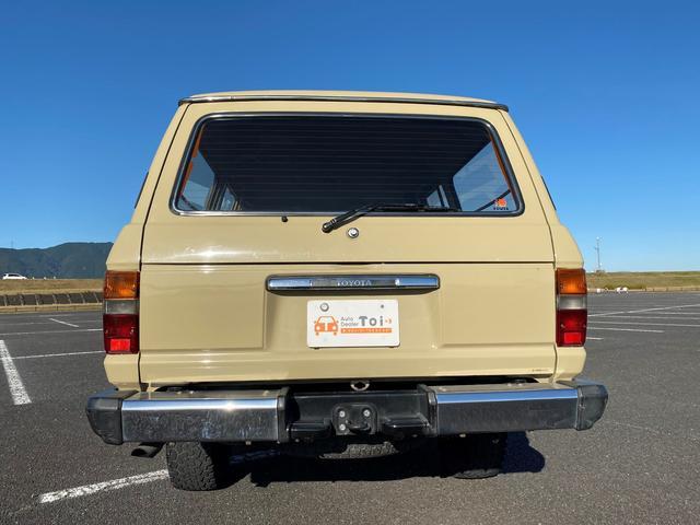 「トヨタ」「ランドクルーザー60」「SUV・クロカン」「三重県」の中古車71
