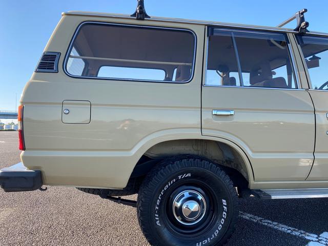「トヨタ」「ランドクルーザー60」「SUV・クロカン」「三重県」の中古車75