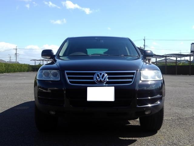 「フォルクスワーゲン」「VW トゥアレグ」「SUV・クロカン」「岐阜県」の中古車2
