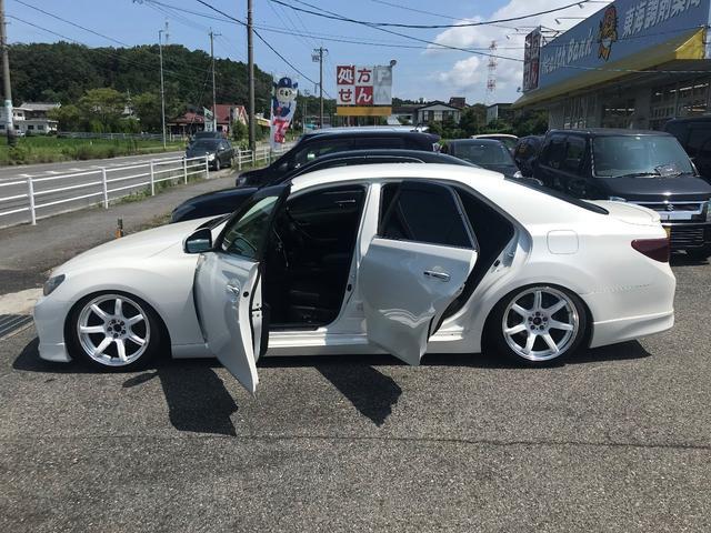 250G Sパッケージリラックスセレクション エアロ ETC(6枚目)