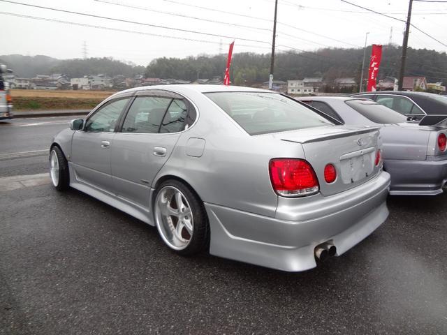 「トヨタ」「アリスト」「セダン」「愛知県」の中古車3
