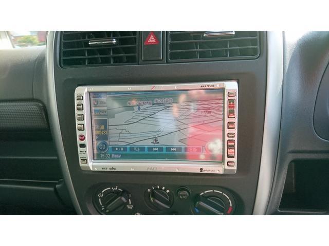 ワイルドウインド 4WD ナビ 電格ミラー キーレスエントリー AC 衝突安全ボディ(3枚目)