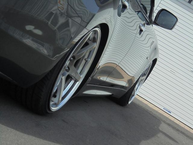 車高調装着済み!!!納車の際にはお好みの高さに車高の高さを調整させていただきます!