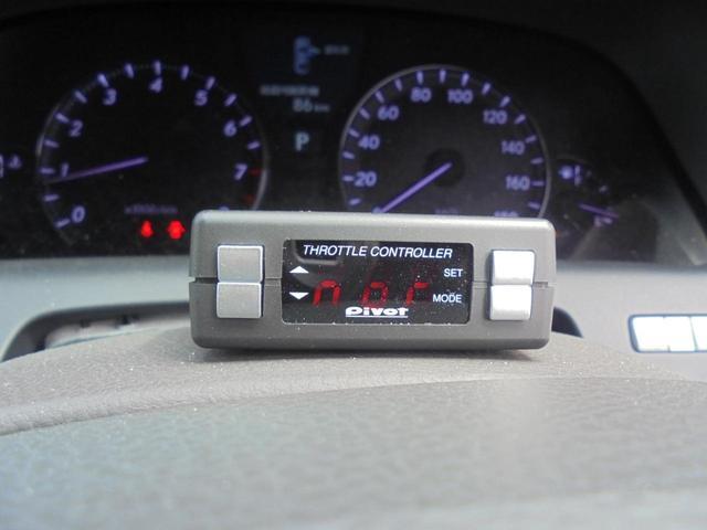 AMEシャレン新品20インチアルミホイール装着(^_-)-☆エアサスコントローラーで車高の調整もできます(^^♪