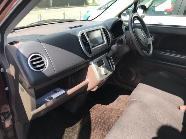 ナビ 軽自動車 インパネAT エアコン 4名乗り(12枚目)