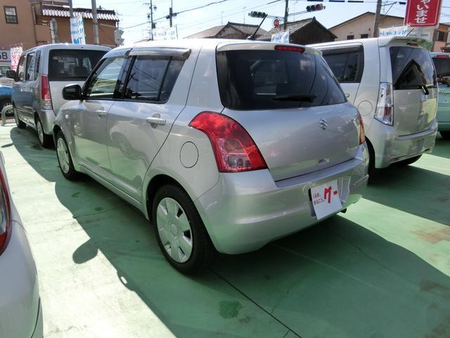 「スズキ」「スイフト」「コンパクトカー」「愛知県」の中古車5
