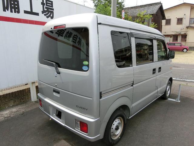 「スズキ」「エブリイ」「コンパクトカー」「愛知県」の中古車5