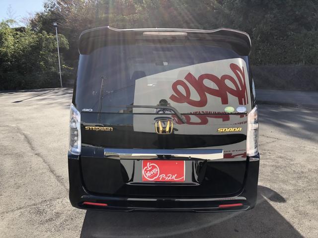 「ホンダ」「ステップワゴンスパーダ」「ミニバン・ワンボックス」「岐阜県」の中古車6