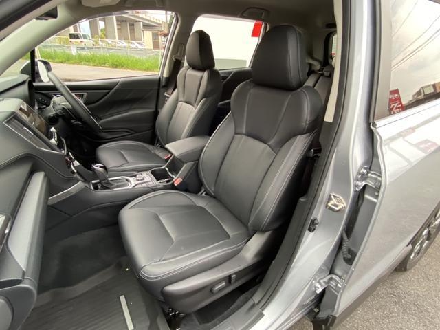 プレミアム 純正8型ナビ フルセグ Bluetooth 黒革シート 全席シートヒーター アイサイト AWD 電動リアゲート ETC LEDヘッド ナノイー フロント&サイド&バックカメラ スマートキー Pシート(14枚目)