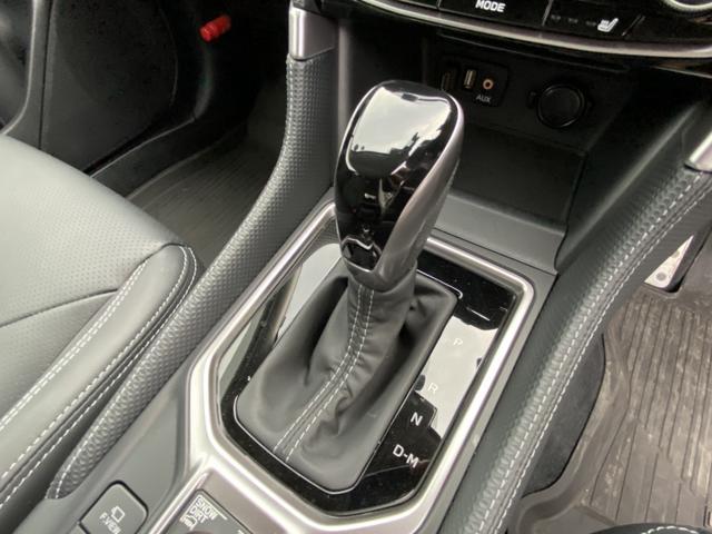 プレミアム 純正8型ナビ フルセグ Bluetooth 黒革シート 全席シートヒーター アイサイト AWD 電動リアゲート ETC LEDヘッド ナノイー フロント&サイド&バックカメラ スマートキー Pシート(18枚目)