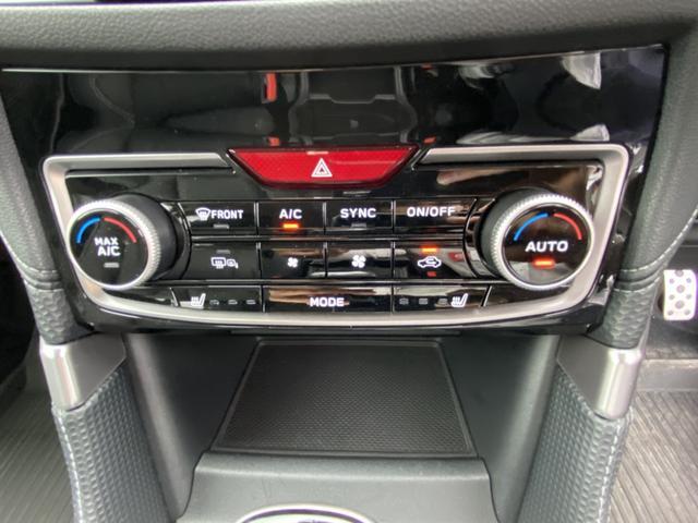 プレミアム 純正8型ナビ フルセグ Bluetooth 黒革シート 全席シートヒーター アイサイト AWD 電動リアゲート ETC LEDヘッド ナノイー フロント&サイド&バックカメラ スマートキー Pシート(23枚目)
