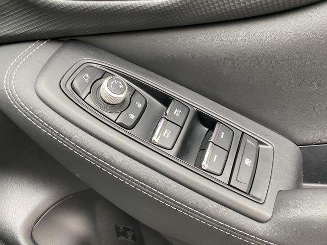 プレミアム 純正8型ナビ フルセグ Bluetooth 黒革シート 全席シートヒーター アイサイト AWD 電動リアゲート ETC LEDヘッド ナノイー フロント&サイド&バックカメラ スマートキー Pシート(32枚目)