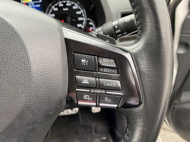 2.0GT DITアイサイト プレミアムレザーセレ AWD STiフロントリップ 純正HDDナビ 衝突軽減ブレーキ レーンキープ 革シート メモリー付パワーシート バックカメラ HIDヘッド ETC シートヒーター スマートキー Bluetooth(23枚目)