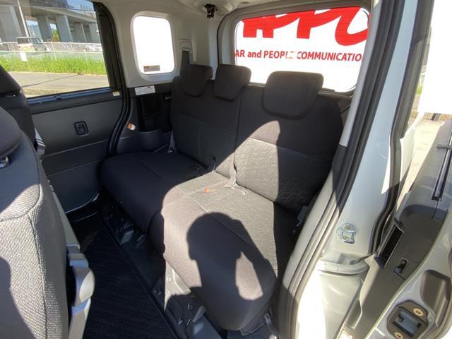 カスタムG 4WD 両側パワスラ 衝突軽減 クルコン アイスト Cセンサー AHB シートヒーター LEDヘッドライト フォグランプ ウインカーミラー スマートキー プッシュスタート 純正14AW(16枚目)