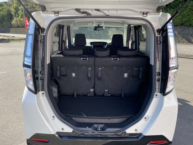 カスタムG 4WD 両側パワスラ 衝突軽減 クルコン アイスト Cセンサー AHB シートヒーター LEDヘッドライト フォグランプ ウインカーミラー スマートキー プッシュスタート 純正14AW(17枚目)