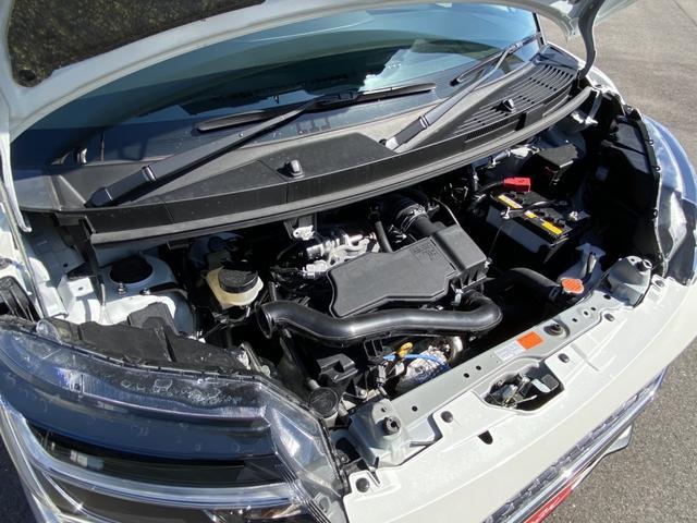 カスタムG 4WD 両側パワスラ 衝突軽減 クルコン アイスト Cセンサー AHB シートヒーター LEDヘッドライト フォグランプ ウインカーミラー スマートキー プッシュスタート 純正14AW(30枚目)