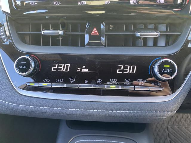 ハイブリッドG 純正9インチナビ フルセグTV Bカメラ クルコン クリアランスソナー ETC レーンキープ 純正16AW BSM ステアリングヒーター LEDヘッドライト Aライト オートマチックハイビーム(23枚目)