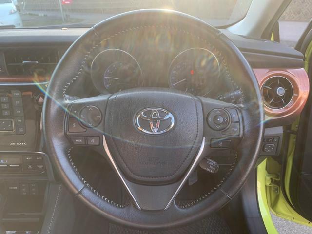 120T セーフティセンス 車線逸脱警報 クルーズコントロール ハーフレザーシート シートヒーター アイドリングストップ パドルシフト LEDヘッドライト ターボ車(18枚目)