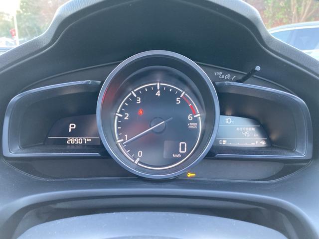 22XD Lパッケージ サンルーフ 革シート シティブレーキ マツダコネクト ステアリングヒーター ETC バックカメラ LEDヘッドライト パドルシフト ヘッドアップディスプレイ フォグランプ フルセグ DVD再生(20枚目)