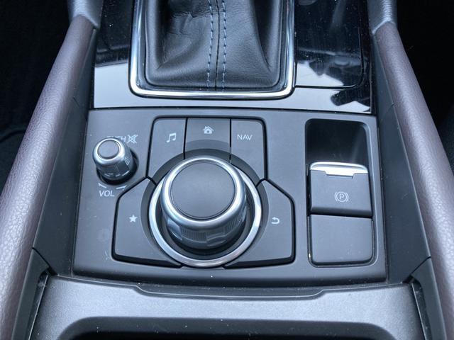 22XD Lパッケージ サンルーフ 革シート シティブレーキ マツダコネクト ステアリングヒーター ETC バックカメラ LEDヘッドライト パドルシフト ヘッドアップディスプレイ フォグランプ フルセグ DVD再生(24枚目)