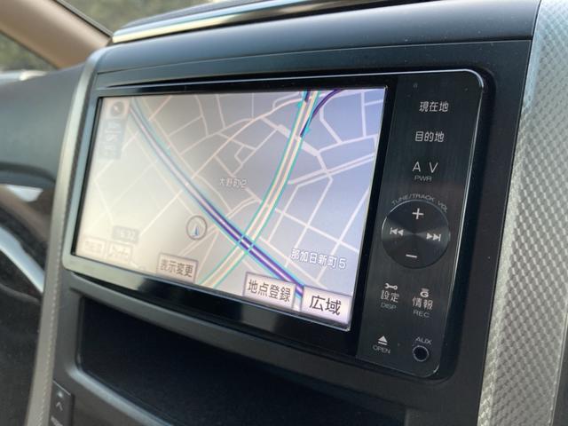 X 純正ナビ フリップダウンモニター パワースライドドア Bカメラ 7人乗 HIDヘッドライト クルコン コンビハンドル ナノイー 4WD フルセグ DVD再生 Bluetooth接続 スマートキー(24枚目)