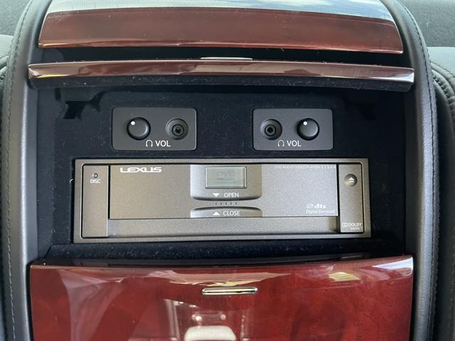 LS600hL バージョンUZ マークレビンソン レーダークルーズ 後席モニター リアシートマッサージ機 革シート 4WD 衝突軽減ブレーキ シートヒーター シートメモリー 純正HDDナビ バックカメラ ステアリングヒーター(37枚目)