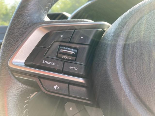 2.0i-Lアイサイト アイサイト BSM レーダークルーズ 社外メモリーナビ バックカメラ ETC パドルシフト LEDヘッドライト フォグランプ フルセグ DVD再生 Bluetooth接続 スマートキー 電動格納ミラー(24枚目)