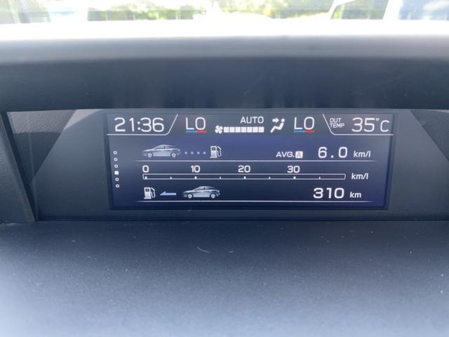 2.0i-L アイサイト 4WD アイサイト 社外メモリーナビ バックカメラ LEDヘッドライト 障害物センサー ETC フォグランプ ワンセグ DVD再生 Bluetooth接続 スマートキー アイスト 電動格納ミラー(28枚目)