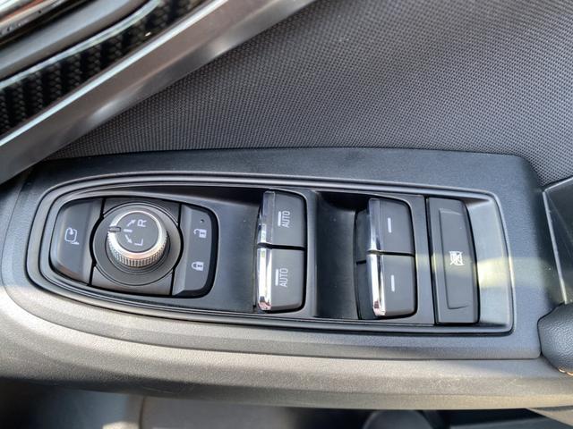 2.0i-L アイサイト 4WD アイサイト 社外メモリーナビ バックカメラ LEDヘッドライト 障害物センサー ETC フォグランプ ワンセグ DVD再生 Bluetooth接続 スマートキー アイスト 電動格納ミラー(33枚目)